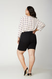 Ella Shorts In Plus Size - NAUTILUS