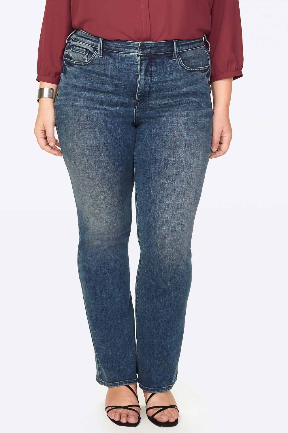 Barbara Bootcut Jeans In Plus Size - LOMBARD