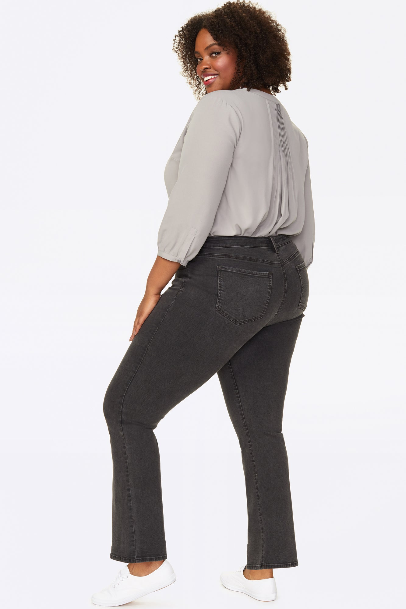 Barbara Bootcut Jeans In Plus Size - FOLSOM