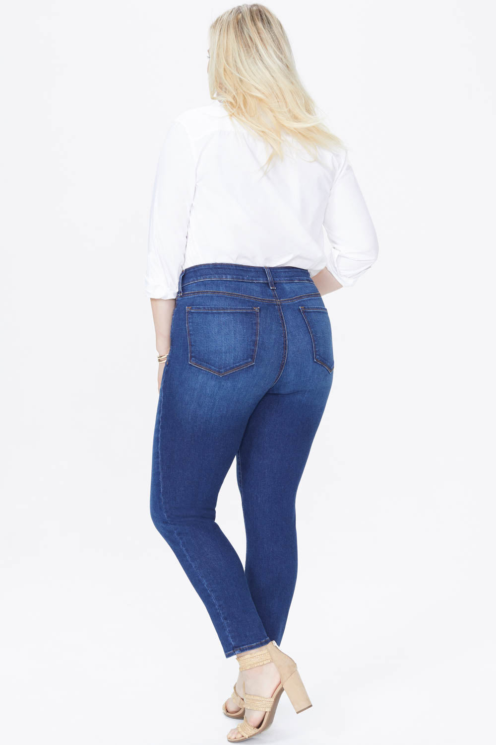 Ami Skinny Jeans In Plus Size - COOPER