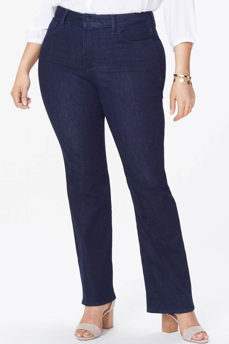 Barbara Bootcut Jeans In Plus Size - RINSE