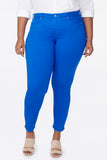 Alina Skinny Ankle Jeans In Plus Size - BLUE HARBOUR