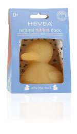 Hevea Natural Rubber Duck - Alfie