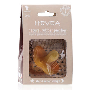 Hevea Classic Orthodontic Pacifier