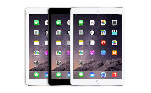 "Apple iPad Air 2 9.7"" iOS Tablet WiFi Retina Display - Touch ID 16GB 64GB 128GB (2014) (Refurbished)"