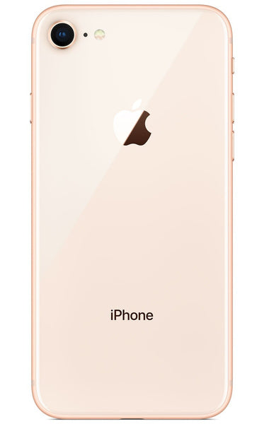 Apple iPhone 8 64GB Gold GSM Unlocked AT&T / T-Mobile Refurbished Smartphone