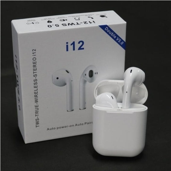 1:1Refurbished Apple AirPods 2nd Generation with Wireless Charging Case MRXJ2AM/A