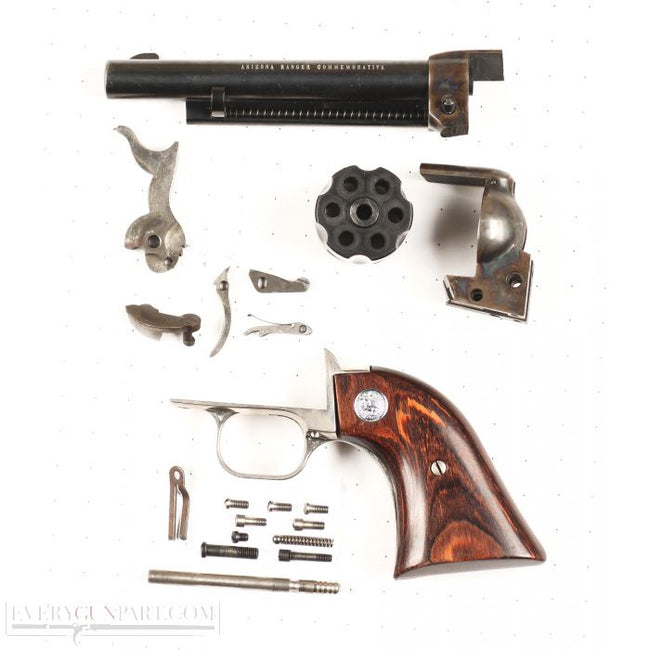 Colt Arizona Ranger Commemorative Revolver Blued