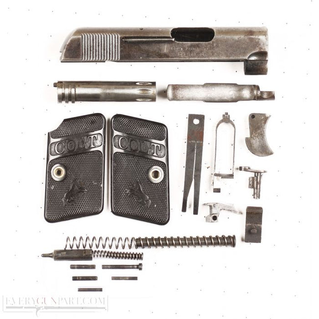 Colt Vest Pocket Semi-auto