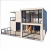Eastern Europe fireproof prefab house fast building
