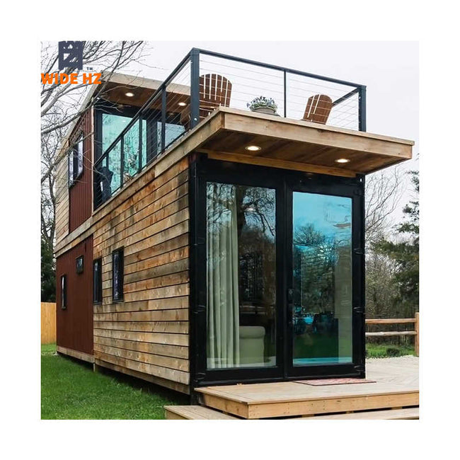 Modern luxury container ready made prefab house