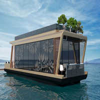 Luxury real estate tiny kits prefabricated modern homes
