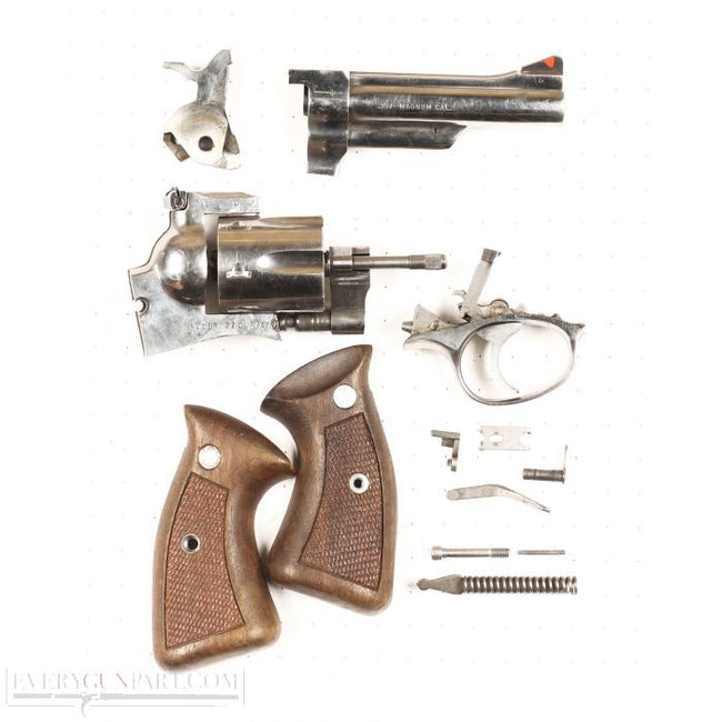 Ruger Security Six Revolver