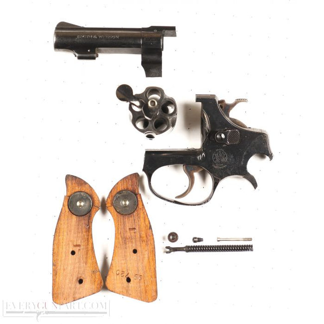 Smith & Wesson 36-1 Revolver