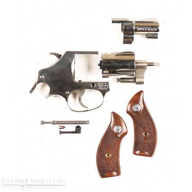 Smith & Wesson 36-10 Revolver