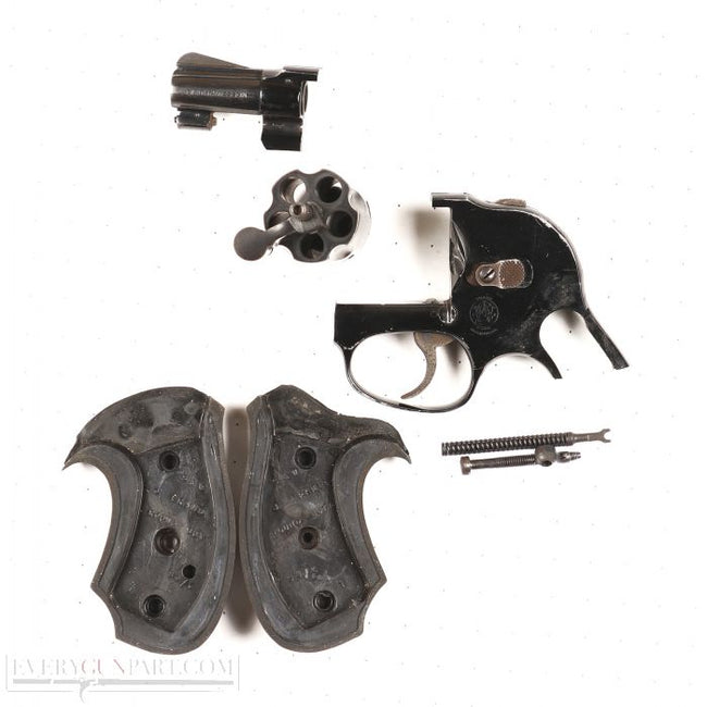 Smith & Wesson 38 Revolver