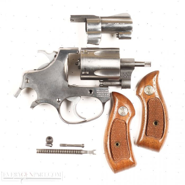 Smith & Wesson 60 Revolver