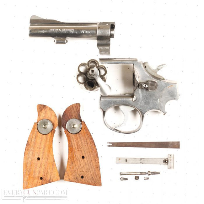 Smith & Wesson 67 Revolver