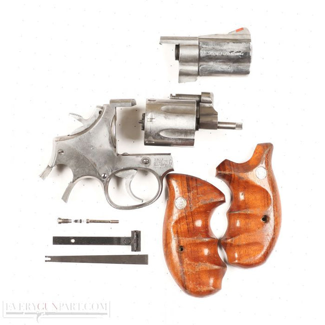Smith & Wesson 686-1 Revolver
