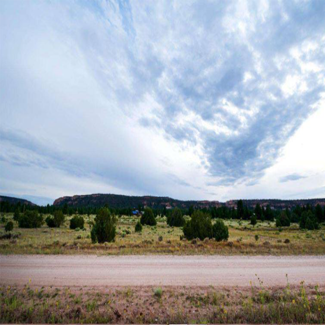 Picturesque Homesite w/ Power + Utilities