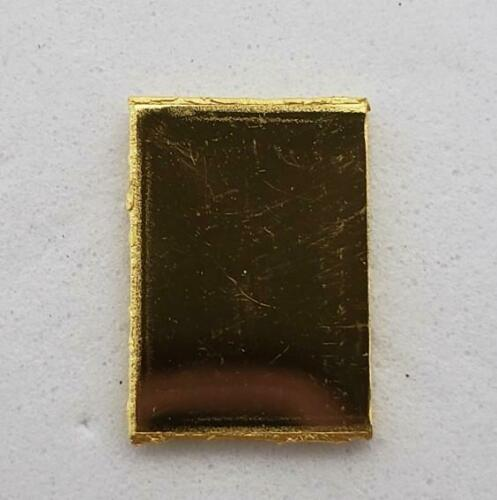 CHI 1 Gram .9999 GOLD Bar loose .0321AGW L8454