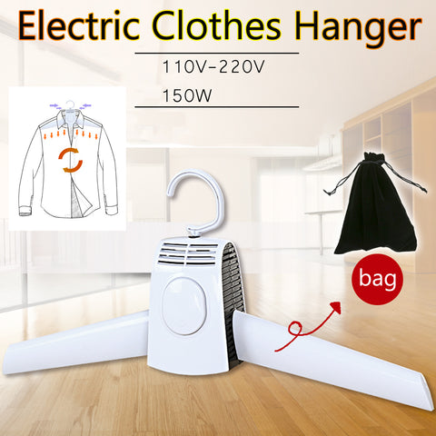 Portable Dryer Clothes Hanger
