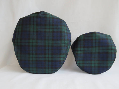 Black Watch Father and Son Hats-Taylors Tartans