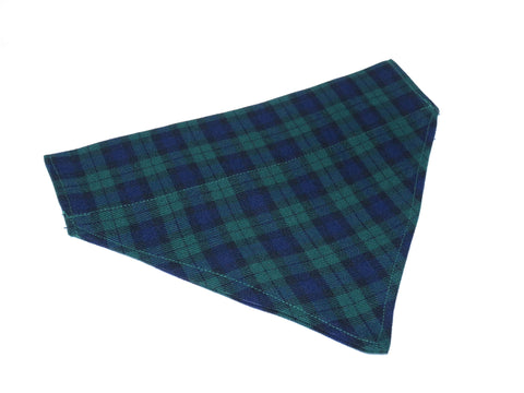 Black Watch Tartan Dog Bandana-Taylors Tartans