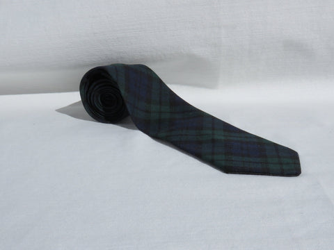 Black Watch Tartan Necktie-Taylors Tartans