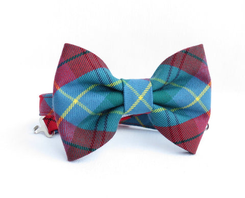 British Columbia Tartan Bow Tie-Taylors Tartans