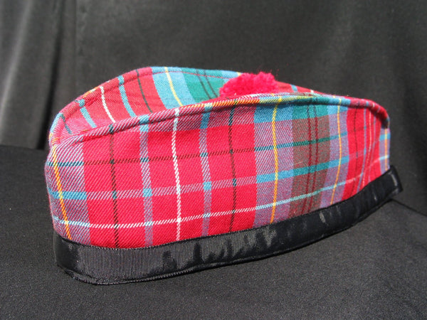 British Columbia Tartan Glengarry-Taylors Tartans