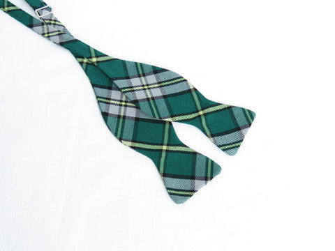 Cape Breton Tartan Freestyle Bow Tie etc-Taylors Tartans