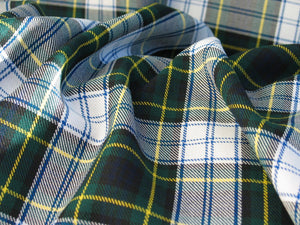 Dress Gordon Tartan Fabric-Taylors Tartans