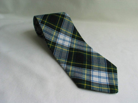 Dress Gordon Tartan Necktie-Taylors Tartans
