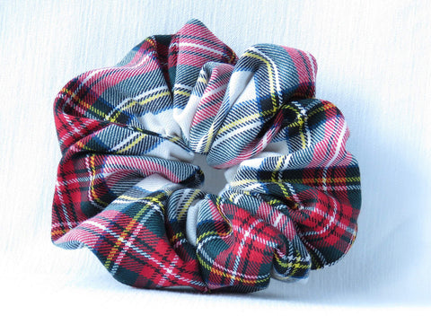 Dress Stewart Tartan Scrunchie-Taylors Tartans