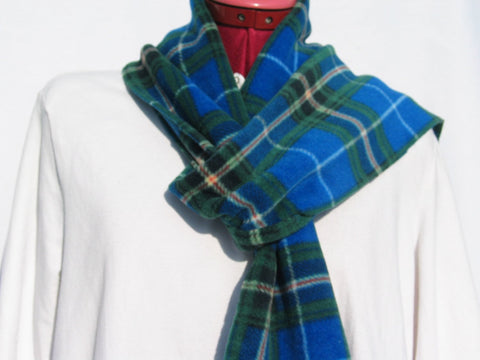Fleece Nova Scotia Tartan Scarf-Taylors Tartans