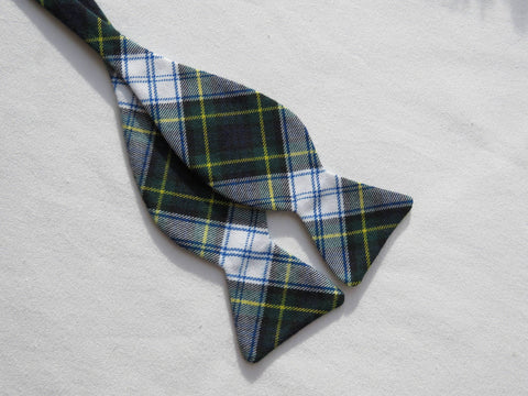 Freestyle Gordon Plaid Bow Tie-Taylors Tartans