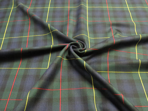 McLeod of Harris Fabric-Taylors Tartans