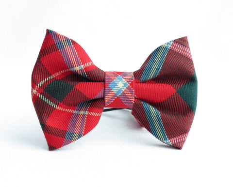 New Brunswick Tartan Bow Tie-Taylors Tartans