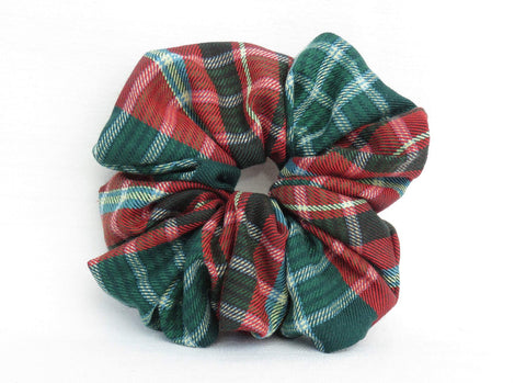 New Brunswick Tartan Scrunchie-Taylors Tartans