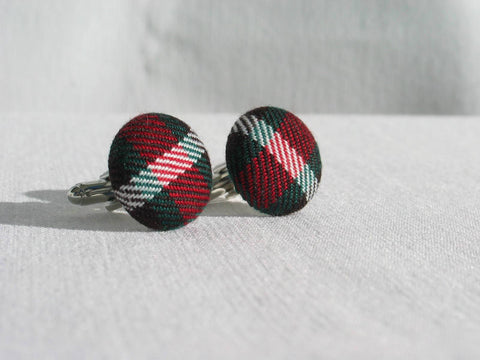 Newfoundland Tartan Cuff Links-Taylors Tartans