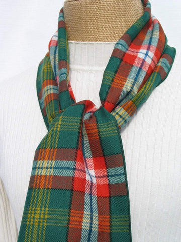 Northwest Territories Tartan Scarf-Taylors Tartans
