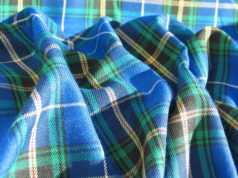Nova Scotia Tartan Fabric-Taylors Tartans
