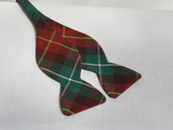 PEI Self Tie Bow Tie-Taylors Tartans