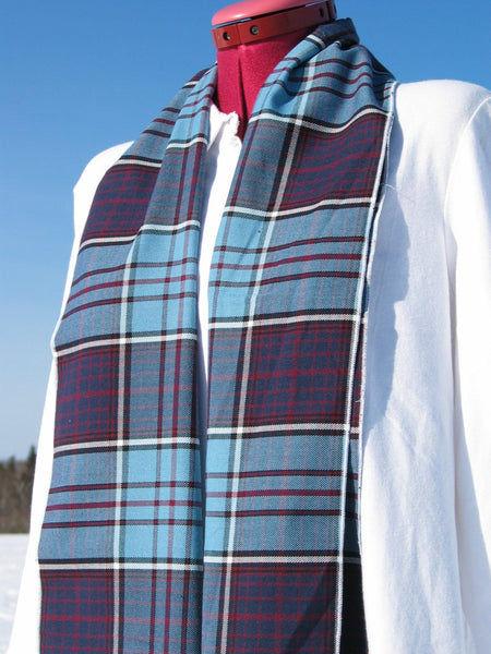 Royal Canadian Air Force Tartan Scarf