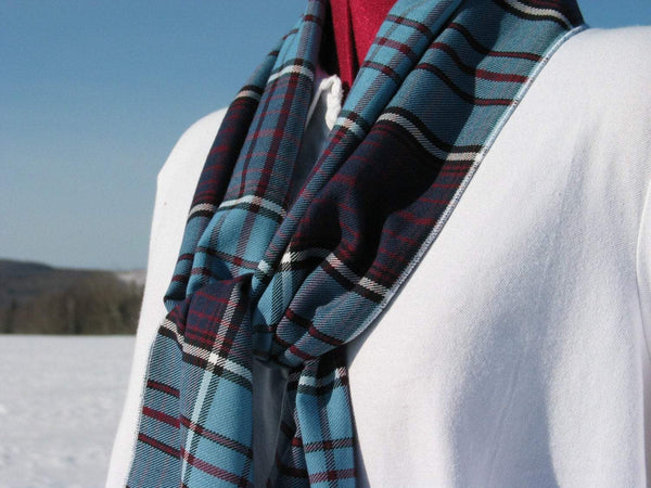 Royal Canadian Air Force Tartan Scarf-Taylors Tartans
