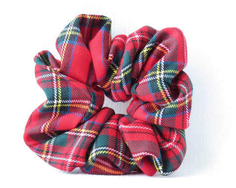 Royal Stewart Tartan Scrunchie-Taylors Tartans