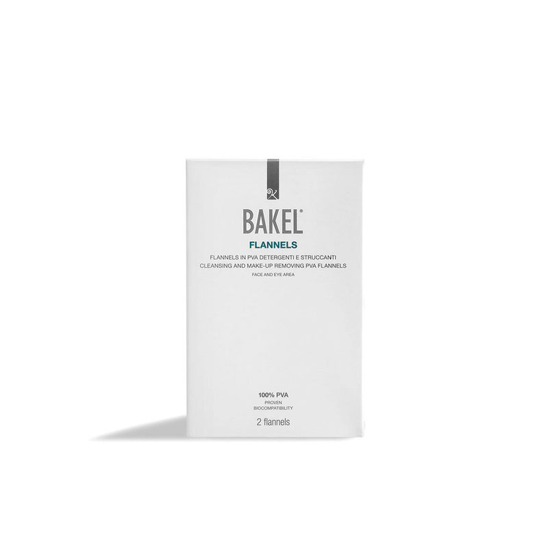 Flannel Make-up Remover and Cleaner - Bakel
