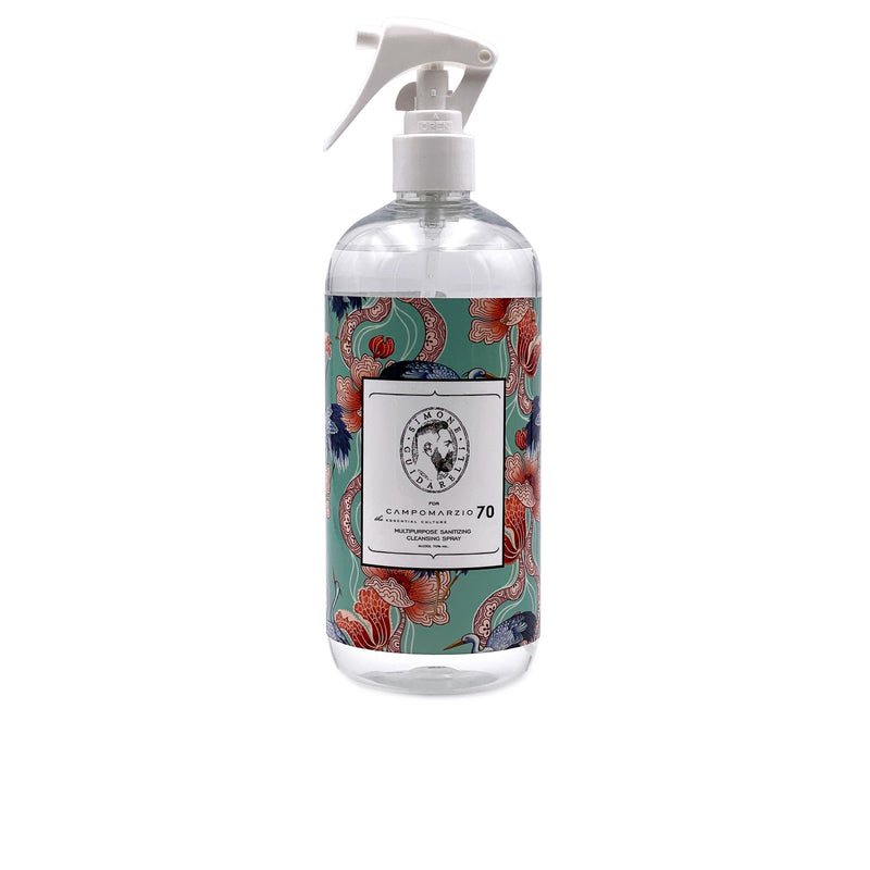Sanitizer Spray Wings of Water Coral size 500 ml - Campomarzio70