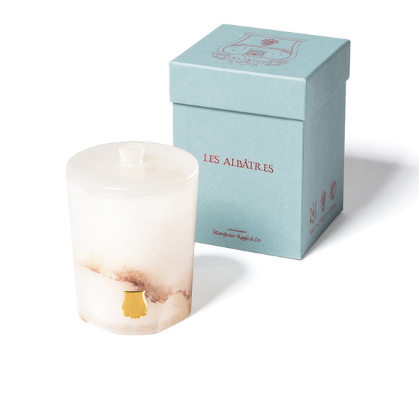 The Alabasters Abd El Kader Candle - Cire Trudon